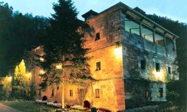 Hospedería Ntra. Sra. de Las Caldas en Las Caldas de Besaya (Cantabria)