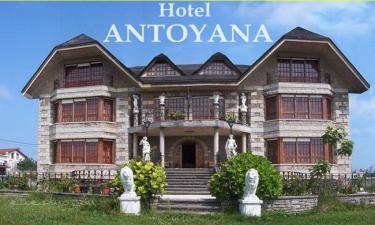 Hotel Antoyana en Santander a 15Km. de Solares
