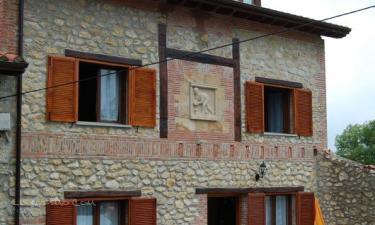 Hostería El Corralucu en Serdio (Cantabria)