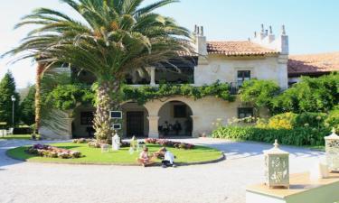 Hotel Palacio Caranceja en Reocín a 13Km. de Los Corrales de Buelna