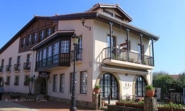 Hotel Rural Las Solanas de Escalante en Escalante (Cantabria)