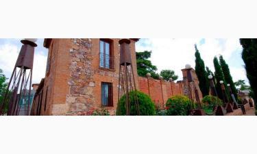 Hotel Palacio de la Serna en Ballesteros de Calatrava (Ciudad Real)