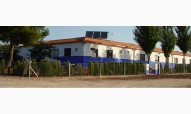 Hotel Rural Los Pinos en Daimiel a 18Km. de Torralba de Calatrava