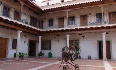 Hotel Rural El Lagar en La Solana a 30Km. de Alhambra