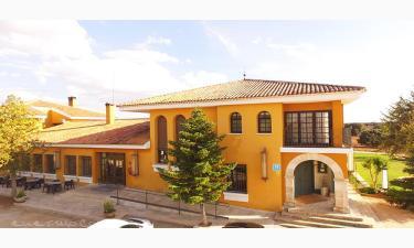 Hotel Finca Las Beatas en Villahermosa a 21Km. de Villanueva de los Infantes