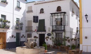 Hospederia Zahorí en Priego de Córdoba (Córdoba)