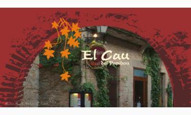 Hotel El Cau del Papibou en Peratallada (Girona)