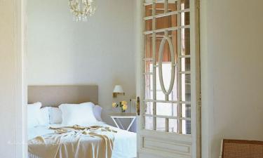 Hotel Aiguaclara en Begur (Gerona)