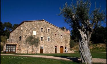 Hotel Rural Mas Gran en Santa Cristina d'Aro (Girona)