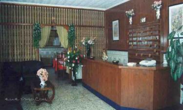 Hotel Robemar en Baza (Granada)