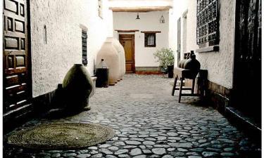Hotel Apartamento Alqueria de Morayma en Cádiar a 6Km. de Mecina-Bombarón