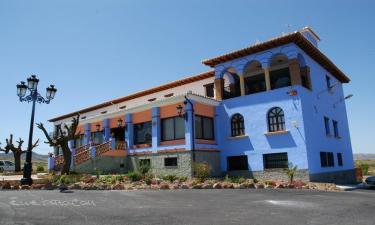Hotel rural Los Chaparros en Freila a 12Km. de Cuevas del Campo