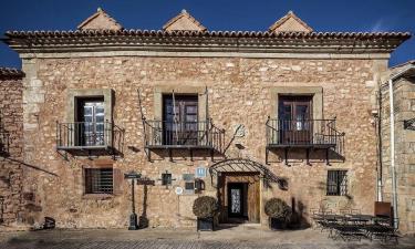 Hotel Salinas de Imon en Imon (Guadalajara)
