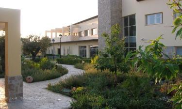 Hotel Sierra Luz en Cortegana (Huelva)