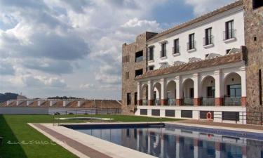 Aracena Park Hotel & SPA en Aracena a 8Km. de Corterrangel