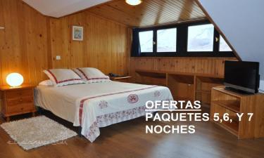 Hotel Tirol en El Formigal a 7Km. de Lanuza