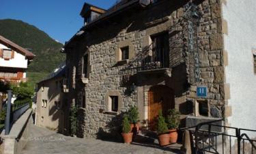 Hotel Almud en Sallent de Gállego (Huesca)
