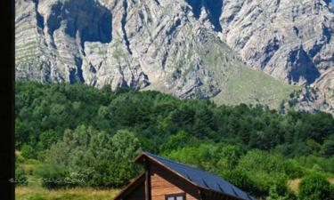 Apartahotel Piedrafita Lodge en Piedrafita de Jaca (Huesca)