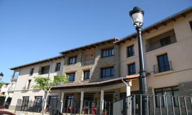 Hotel Casa Tejedor en Rodellar a 41Km. de Loporzano