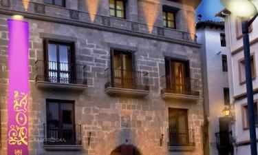 Hotel Palacio del Obispo Graus en Graus a 11Km. de Castarlenas