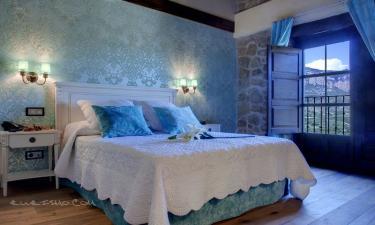 Hotel Real Posada de Liena en Las Peñas de Riglos a 29Km. de Javierrelatre