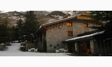Hotel Vallibierna. en Benasque a 2Km. de Cerler