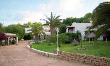 Club Can Jordi en Ibiza / Eivissa a 42Km. de Sant Antoni de Portmany