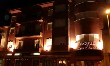 Hotel Los Chiles en Villanueva del Arzobispo a 8Km. de Gutar