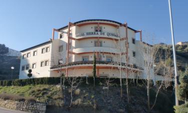 Hotel Sierra de Quesada en Quesada a 13Km. de Cazorla