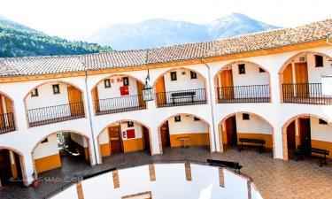 Hotel Mágina Plaza en Torres a 25Km. de Jódar
