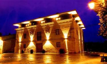 Hotel Villa de Abalos en Abalos a 24Km. de Mijancas
