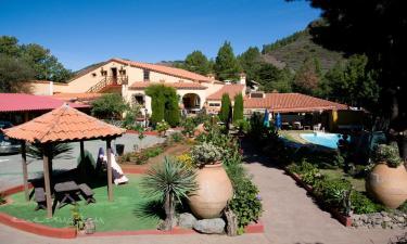 Hotel Rural El Refugio en Tejeda a 33Km. de Ayacata