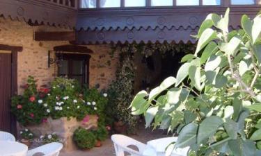 Hotel rural Casa Kika en Luyego de Somoza (León)