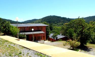 Hotel Rural El Arbedal en Ocero a 28Km. de Robledo