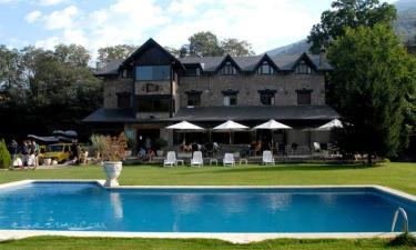 Hotel Flórido en Sort a 34Km. de Montferrer i Castellbò