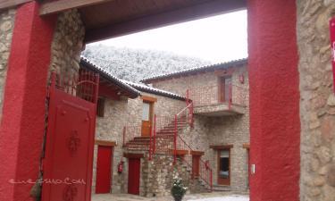 Hotel del Pi en Bellver de Cerdanya a 64Km. de Tor