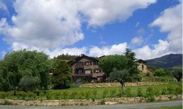 Hotel Mas d'en Roqueta en La Seu d'Urgell a 33Km. de Tor