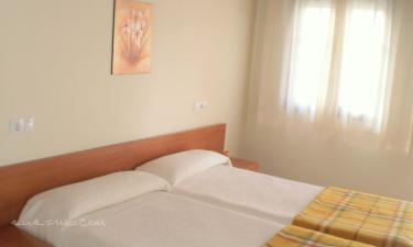 Hotel Hotel Porto de Rinlo en Ribadeo a 26Km. de Barreiros