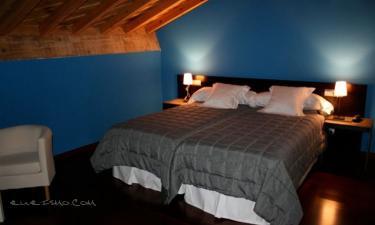 Hotel Rural Montedeltejo en Montejo de la Sierra a 28Km. de Matallana