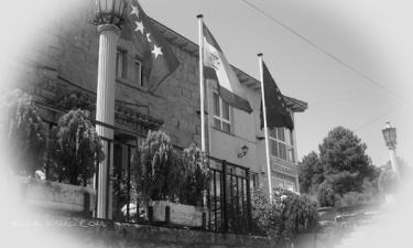Hotel Rural San Francisco de Asís en Guadarrama a 17Km. de Estacion de El Espinar