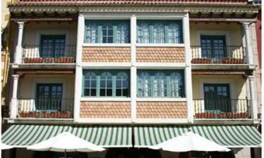 Hotel La Muñequilla en Miraflores de la Sierra (Madrid)