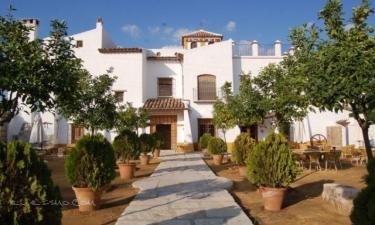 Hotel Posada el Tempranillo en Alameda (Málaga)