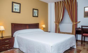Hotel San Cayetano en Ronda (Málaga)