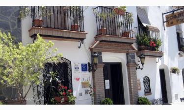 Posada la Plaza en Canillas de Albaida (Málaga)