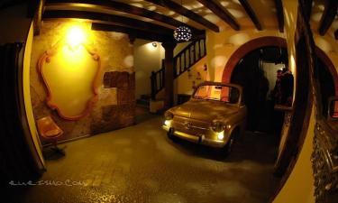 Hotel Enfrente Arte en Ronda a 12Km. de Montejaque