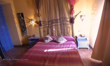 Hotel rural Los Pintores en Benaoján (Málaga)