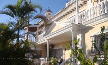Hotel Villa al Alba en Torre del Mar a 5Km. de Vélez-Málaga