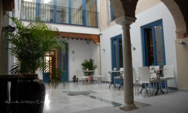 Hotel Albaicín en Coín a 14Km. de Cerralba