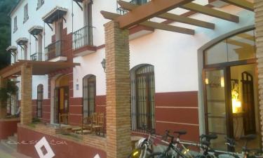 Posada Mirador de Jubrique en Jubrique (Málaga)