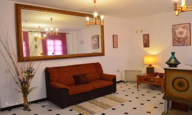Hotel Mirador del Valle en Casarabonela (Málaga)